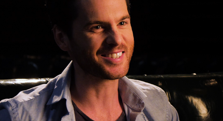 Tom Riley The Shadow Hours