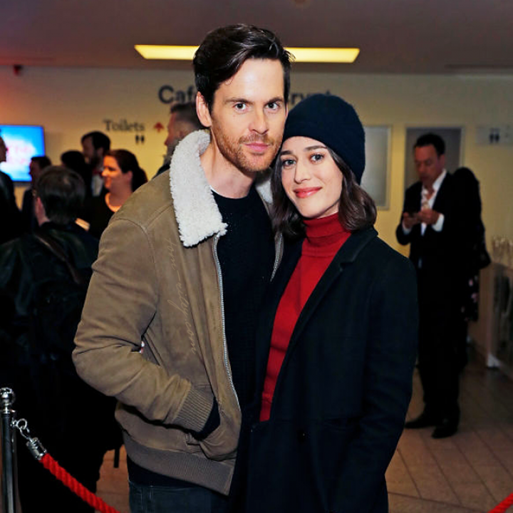 tom riley lizzy caplan