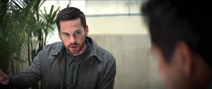 Tom Riley Extinction
